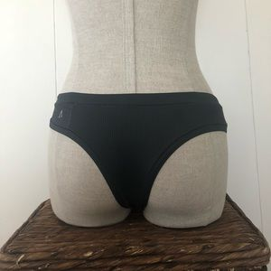 Boys + Arrows Black Bikini Bottoms